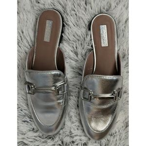 Topshop Kylie Loafer Mule - Size 38 (US 7.5) - NWT